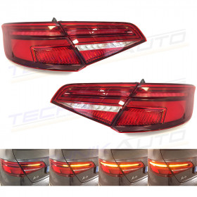 feux led facelift audi a3 8v